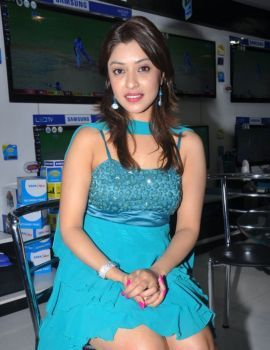 Payal Ghosh in Samsung Showroom Madhapur First Anniversary