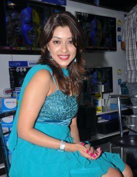 Payal Ghosh in Samsung Showroom Madhapur First Anniversary