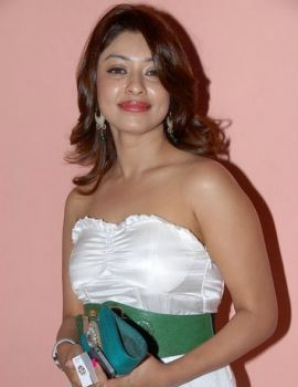 Payal Ghosh Stills at Telugu Movie Facebook Logo Launch