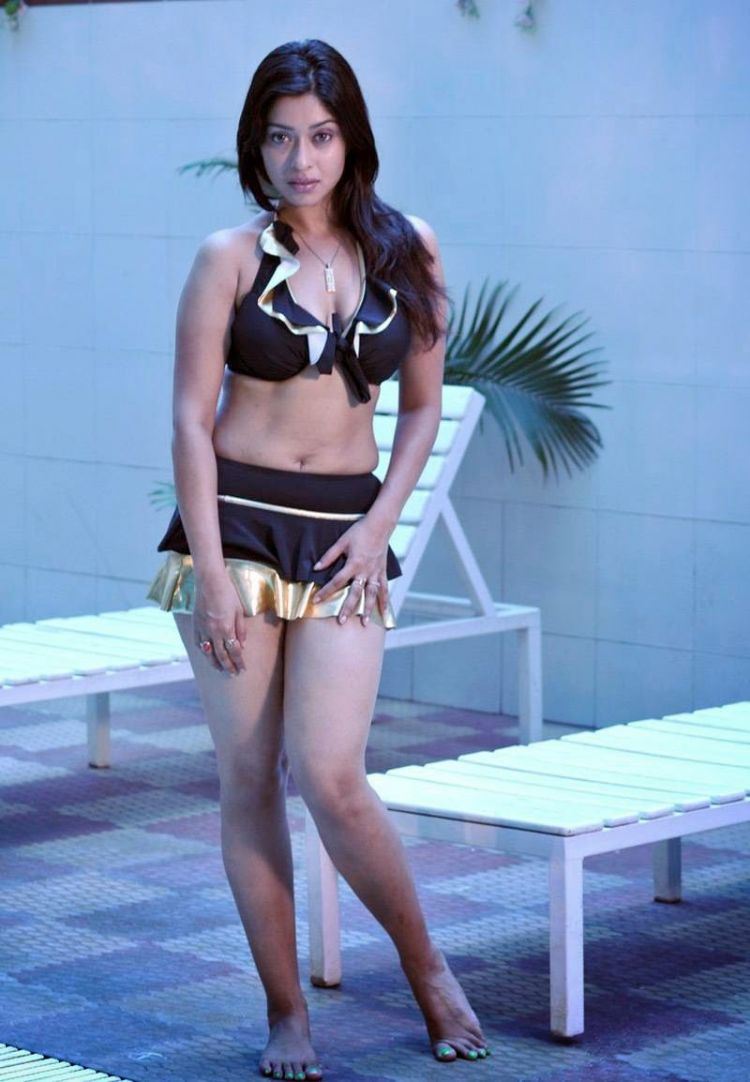 Payal Ghosh Stills in Bikini