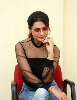 Payal Rajput Photos at RDX Love Movie Interview