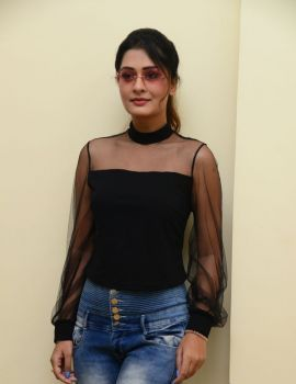 Payal Rajput Photos at RDX Love Movie Interview