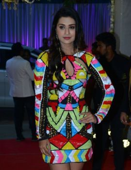 Telugu Actress Payal Rajput Stills at Kerastase Lounge Launch