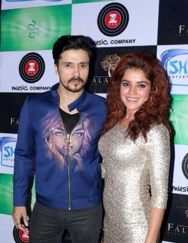 Pia Bajpai in Mirza Juliet Movie Audio Release Event