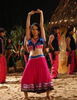 Pooja Bose Stills in Veedu Theda Movie Item Song