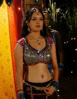 Pooja Bose Stills in Veedu Theda Movie Item Song