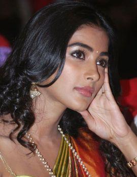 Pooja Hegde Photos at Manam 100 Days Celebration