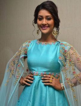 Pooja Jhaveri Stills at Dwaraka Movie Audio Launch