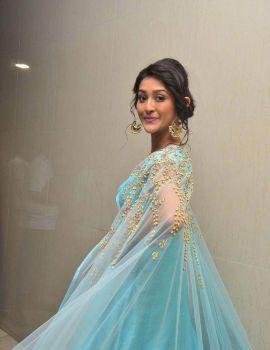 Pooja Jhaveri Stills at Dwaraka Movie Audio Launch