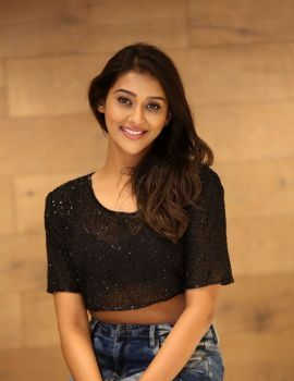 Telugu Actress Pooja Jhaveri Latest Photoshoot Stills