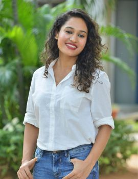 Pooja Ramachandran Photos at Love and War Movie Trailer Launch