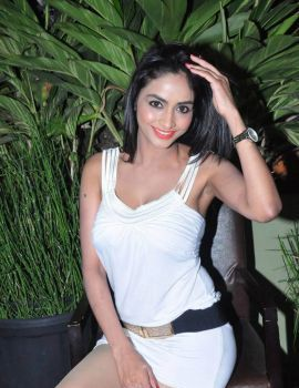 Pooja Sri at F Club Opening