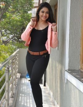 Poonam Bajwa in Kalavathi Movie Promotions