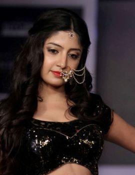 Poonam Kaur at Hyderabad International Fashion Week Day 1