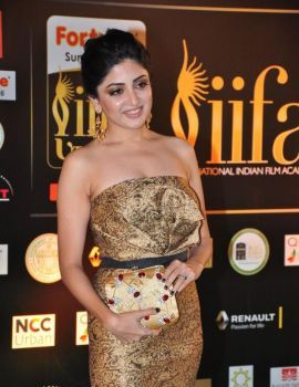 Poonam Kaur Stills at IIFA Utsavam Awards 2016 Day 2