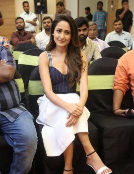 Pragya Jaiswal Pics at OPPO F3 Plus Mobile Launch