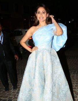 Telugu Actress Pragya Jaiswal at 65th Jio Filmfare Awards (South) 2018