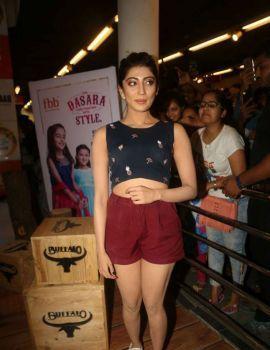 Pranitha Subhash Stills at Big Bazaar Navratri Collections Launch