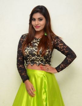 Priya Augustin Stills at 4 Idiots Movie Audio Release