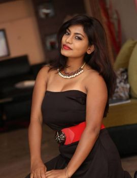 Priyanka Augustin at 4 Idiots Movie Launch
