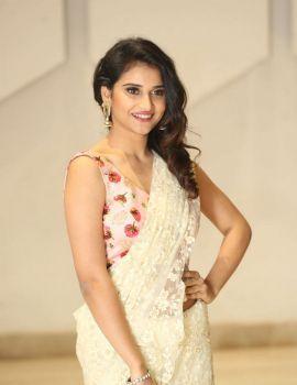 Telugu Actress Priya Singh Photos at Rangu Movie Pre Release Function