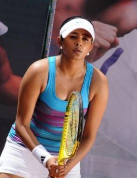 Priyamani playing Tennis Stills