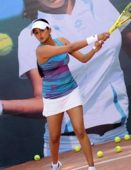 Priyamani playing Tennis Stills