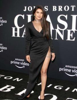 Priyanka Chopra at Chasing Happiness Premiere in Los Angeles