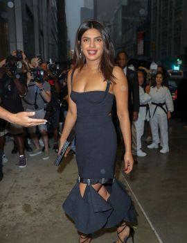 Priyanka Chopra at Daily Front Row's Fashion Media Awards in New York