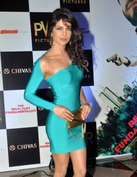 Priyanka Chopra at The Reluctant Fundamentalist premiere