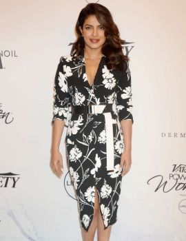 Priyanka Chopra at Variety's Power of Women Event 2017 in Los Angeles