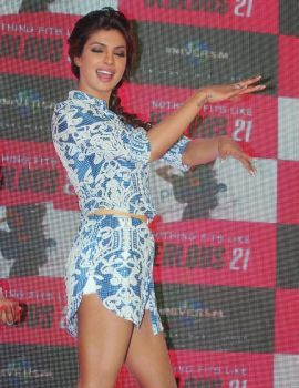 Priyanka Chopra Celebrates Success of Her Pop Song