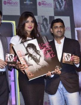Priyanka Chopra performs at her album