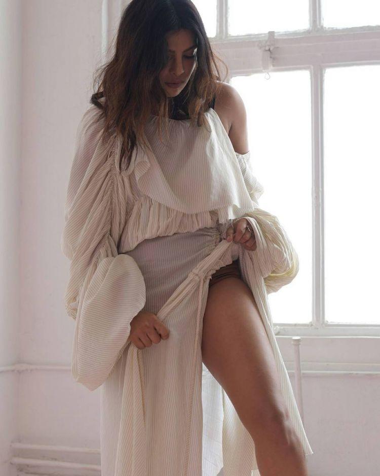 Priyanka Chopra Photoshoot Stills from Glamour Magazine
