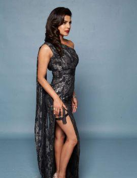 Priyanka Chopra Stills at Baywatch Promotional Shoot