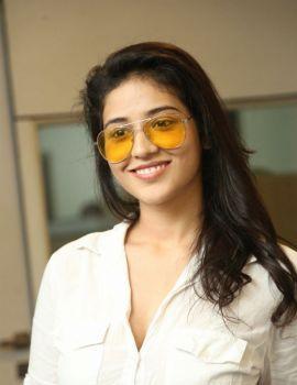 Priyanka Jawalkar at Taxiwaala Movie Success Celebrations