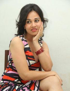 Nisha Kothari at Criminals Movie Teaser Launch