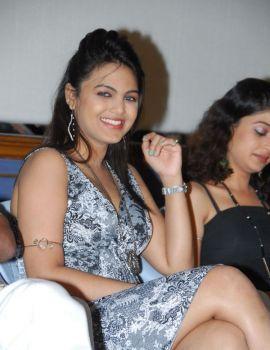 Priyanka Tiwari Hot Stills at B4 Marriage Audio Launch