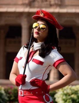 Raashi Khanna Stills from Supreme Movie