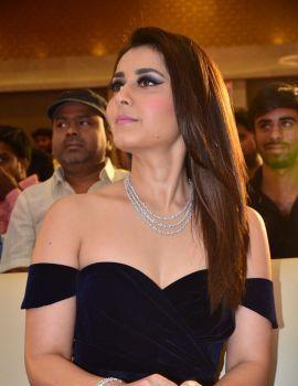 Rashi Khanna at Jai Lava Kusa Audio Launch