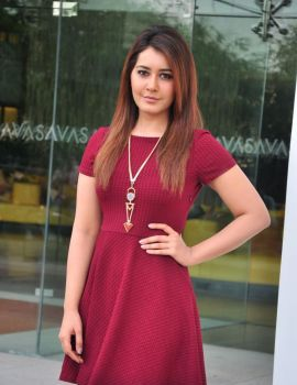 Shivam Heroine Rashi Khanna Latest Hot Photoshoot