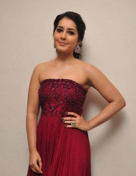 Telugu actress Rashi Khanna Latest Photoshoot
