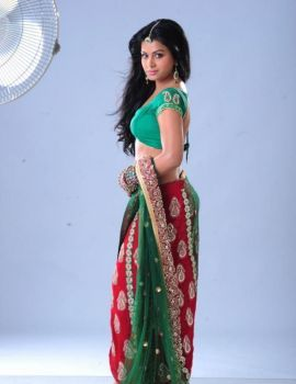 Rachana Maurya Latest Photoshoot in Saree