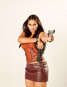 Actress Ragini Dwivedi Latest Photoshoot Stills