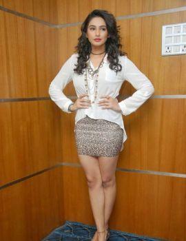 Ragani Dwivedi Latest Photos at Ragini IPS Press Meet