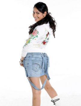 Ragini Dwivedi Photoshoot Stills in Mini Skirt