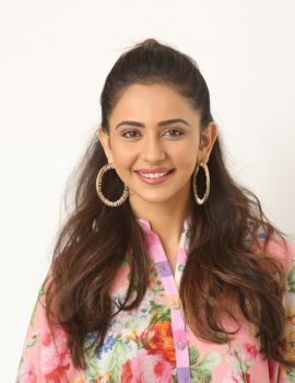 Actress Rakul Preet Singh Photos at NGK Movie Interview