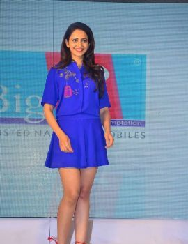 Rakul Preet Singh as Big C Brand Ambassador