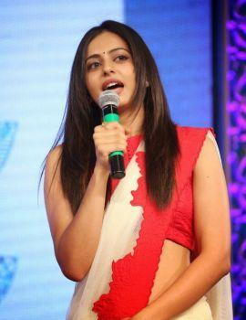 Rakul Preet Singh at Beeruva Movie Audio Launch