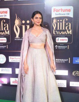 Rakul Preet Singh at IIFA Utsavam Awards 2017 Day One